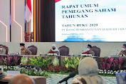Gubernur Khofifah Tekankan Pentingnya Percepatan Perluasan  Digitalisasi  Keuangan Pada Bank Jatim Dan Berpihak KUMKM