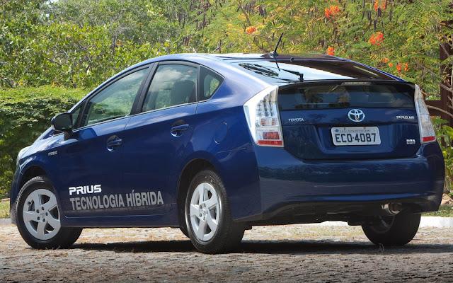 Toyota chama Prius 2014 e 2015 para recall - Brasil