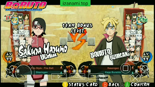 Comment télécharger Naruto Shippuden Ultimate Ninja Impact Jeu Mod Boruto Next Generations PPSSPP Android