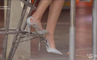 scarpe concorrente Erika Martino Avanti Un Altro 29 aprile