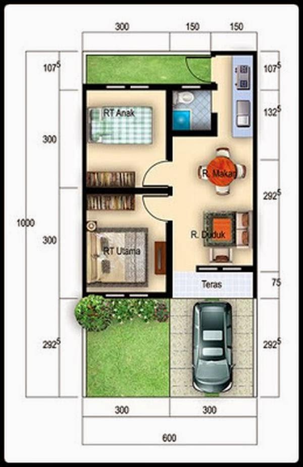 620 Foto Desain Rumah Type 36 Unik Terbaru Download