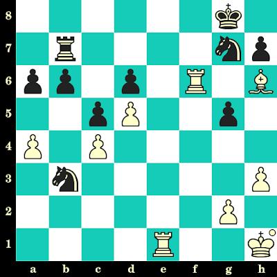 Les Blancs jouent et matent en 2 coups - Camilla Baginskaite vs Ana-Cristina Calotescu, Turin, 2006