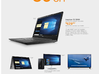 Dell flyer Canada Computers valid September 14 - October 4, 2017