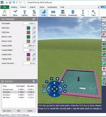 Software Untuk Mendesain Kolam Renang Gratis Terbaik-2