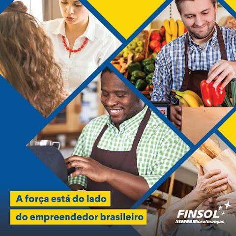 Crédito para empreendedores de até R$125 mil reais é na FINSOL Microfinanças, peça já o seu!