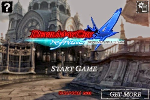 Download Devil May Cry 4 Refrain Android [Apk+Data] Full Free Download