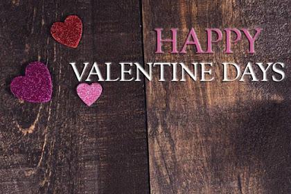 100 Kata Ucapan Hari Valentine Days Terbaru 2020