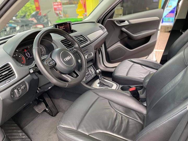 Audi Q3 giá ngang Hyundai Tucson sau 5 năm sử dụng