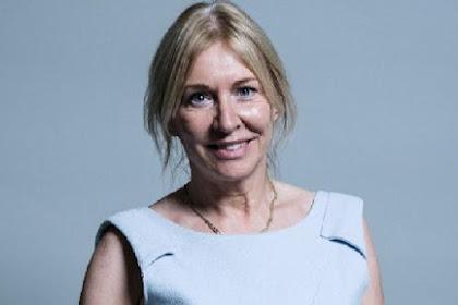 Menteri Kesehatan Inggris Nadine Dorries Positif Virus Corona (COVID-19)