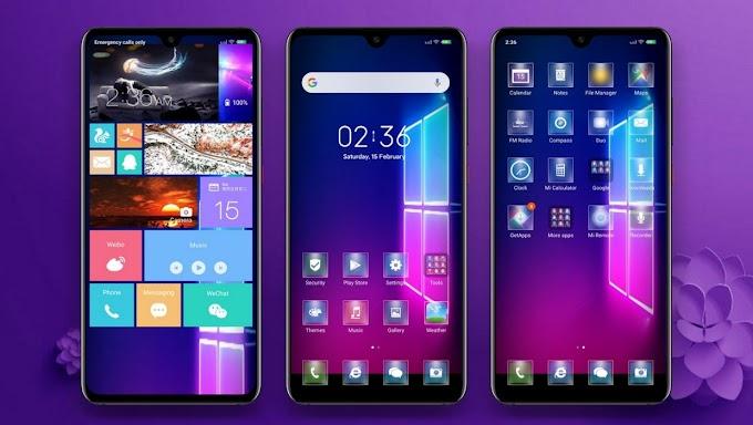 Windows 10 Theme for Xiaomi Devices | Windows Phone MIUI Theme