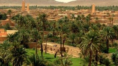 بالصورة: وفاة أحد ملاك ضيعات واحة العرجة..ضحية غطرسة و جشع الجيش الجزائري
