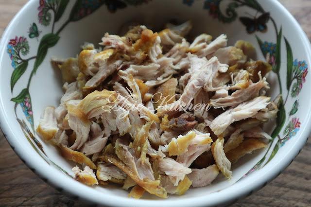 Soto Ayam Di Hari Raya Kedua