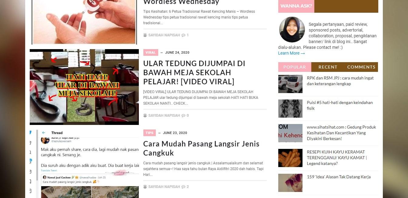 template blog baru best seo friendly blogger template