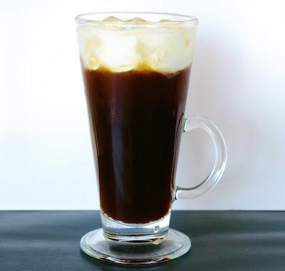 kawa lodowa