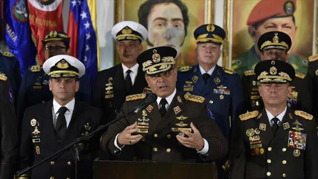 Venezuela fustiga continuación de maniobras provocativas de EEUU