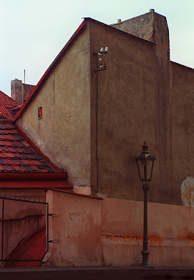 Urban Landscape Prague