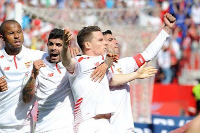 Crónica Sevilla FC 2 Vs Real Betis 0