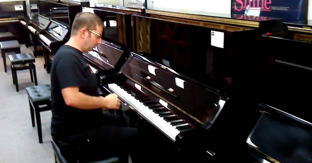 biết được tầm giá của đàn piano Yamaha và hiểu thêm về các loại đàn piano yamaha