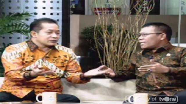 Politisi Gerindra Debat dengan Masinton Pasaribu terkait Pidato 'Politikus Kompor' Presiden Jokowi