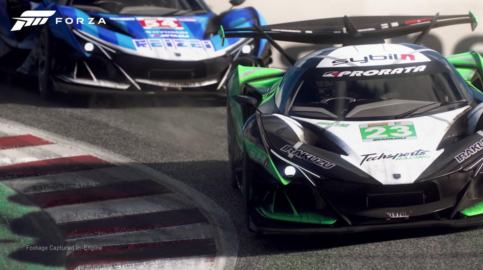 Forza Motorsport é anunciado para Xbox Series X; confira primeiro ...