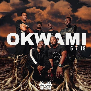 Okwami - Segue a Pedalada ( 2019 ) [DOWNLOAD]