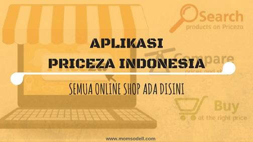 Aplikasi Mobile Priceza : Semua Online Shop Ada Disini