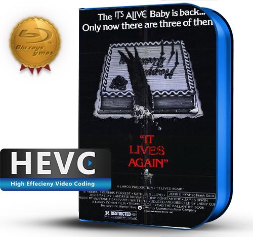 It's Alive 2: It Lives Again (1978) 1080P HEVC-8Bits BDRip Ingles (Subt.Esp)(Terror)