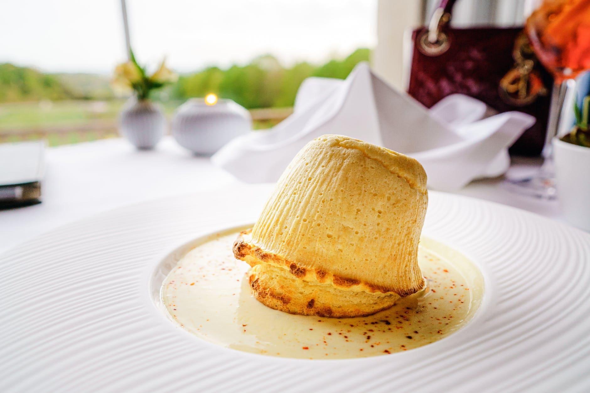 How to make a fragile vanilla cake