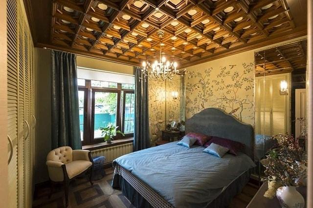 ديكورات غرف نوم فخمة