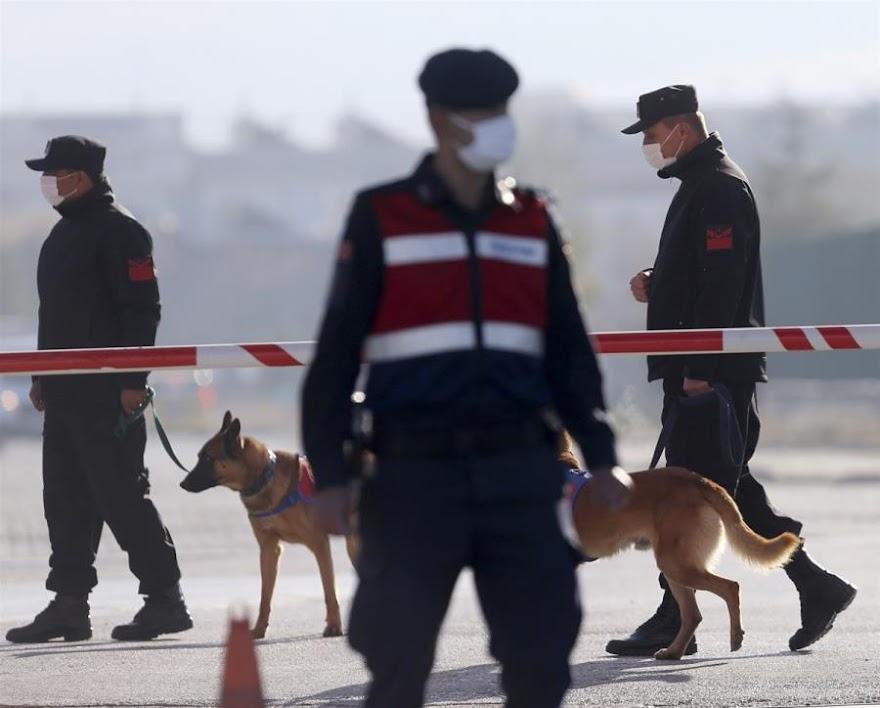 Τουρκία: Δόθηκε εντολή για τη σύλληψη 82 στρατιωτικών για σχέσεις με τον Γκιουλέν