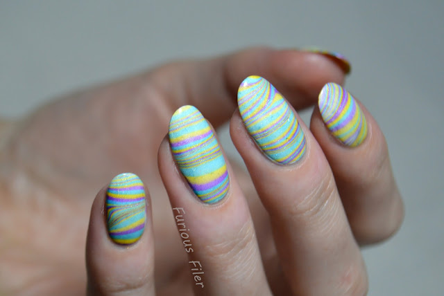 straight lines watermarble summer zapp gobstopper holographic jelly