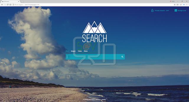 Search.myeasyappz.com (Hijacker)