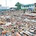 El hecho generó controversia : Demolieron la Plaza de Mercado de La Virginia