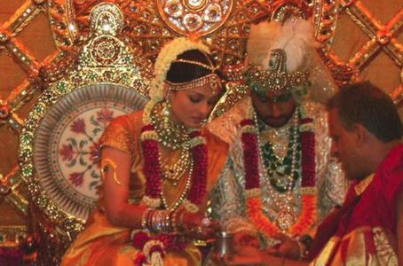 aishwarya rai marriage
