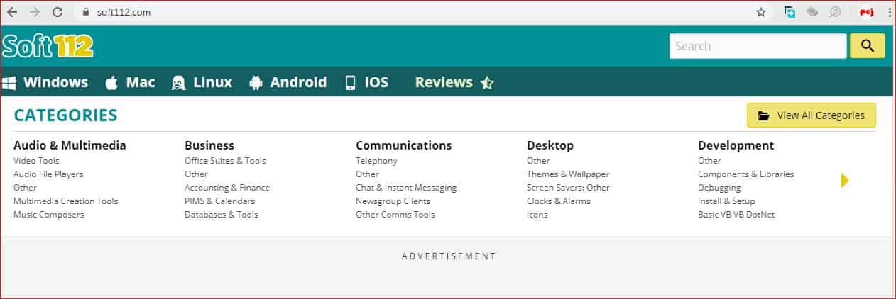 Top 20 Best Free APK Android App Download Site soft112