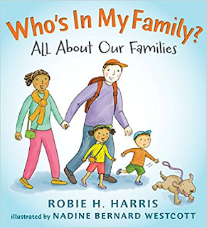 Who's in my family? All about our families de Robie Harris