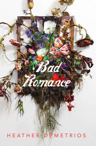 Bad Romance book cover