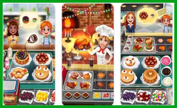 crazy chafe: لعبة الطبخ السريعة