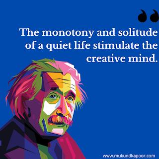 28 Inspiring Quotes By Albert Einstein