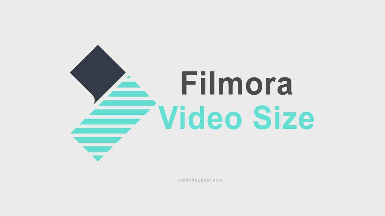 Cara Mengatur Ukuran Video di Filmora