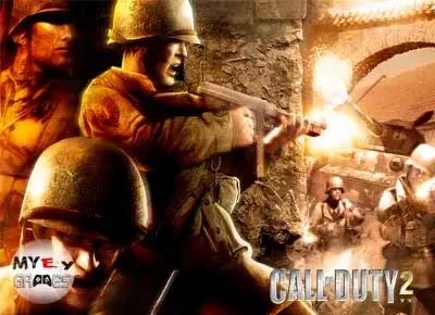 تحميل لعبة Call of Duty 2 الاصلية للكمبيوتر من ميديا فاير
