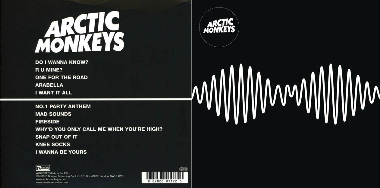 Arctic Monkeys Album Cover Am | www.pixshark.com - Images ...