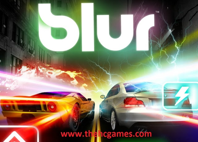 Blur High compressed Pc Game | www.thehcgames.com