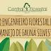O ENGENHEIRO FLORESTAL NO MANEJO DE FAUNA SILVESTRE