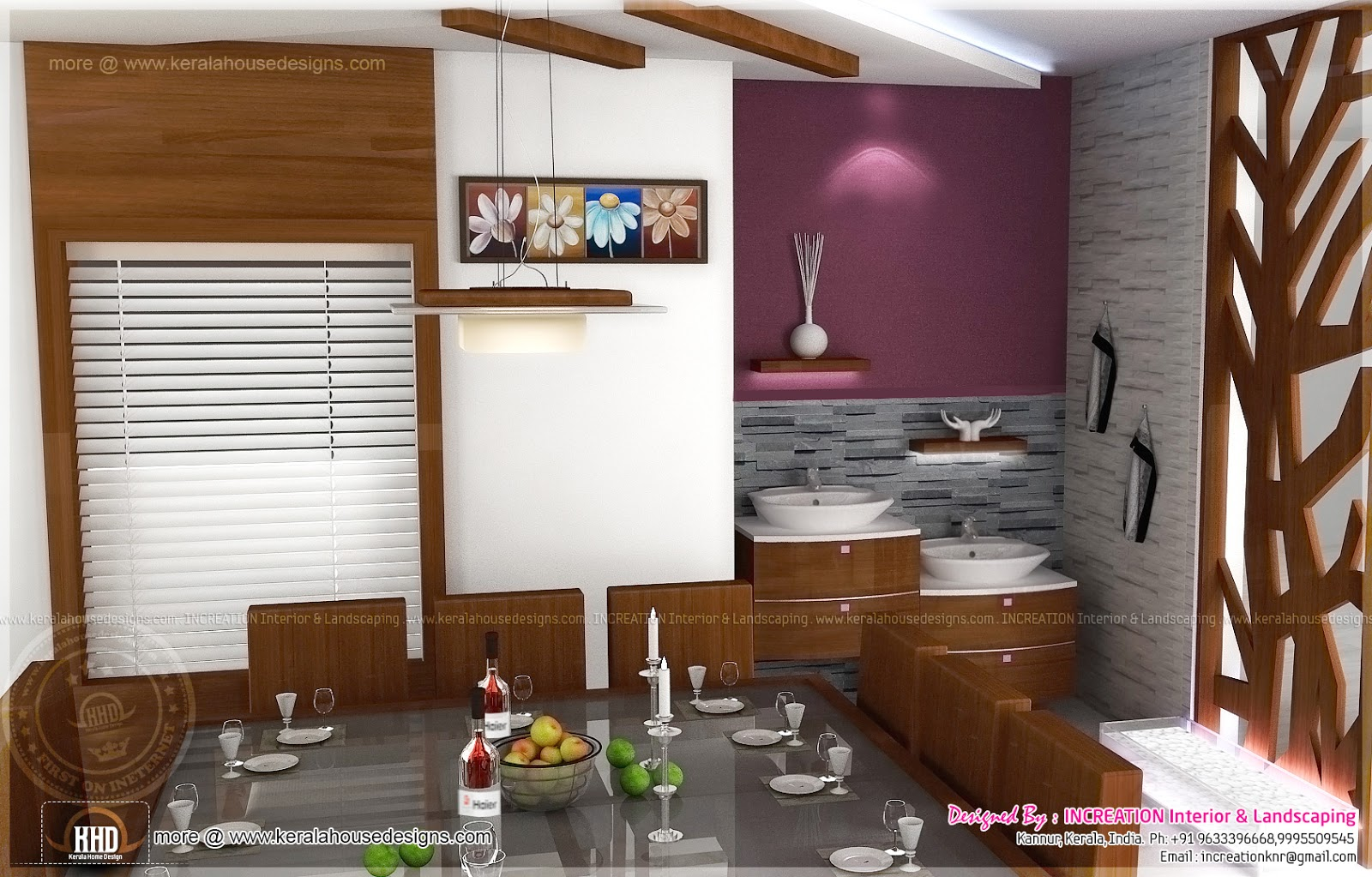 Interior Designers In Kerala For Home: Interior Designs From Kannur, Kerala