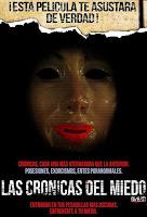 Las Crónicas del Miedo (2012)