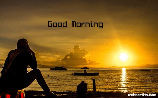 good morning images english