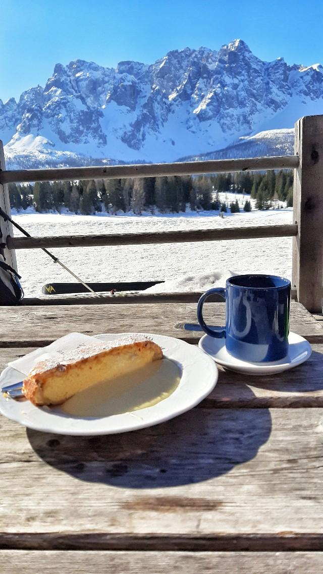 Passo Monte Croce a Malga Nemes e Klammbach in inverno
