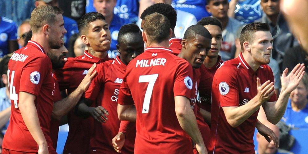 Liverpool Diprediksi Bekuk Tottenham 2-1