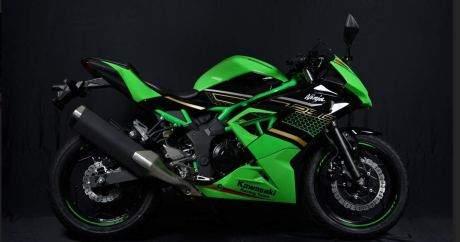 ninja 250 SL warna baru KRT SE 2020